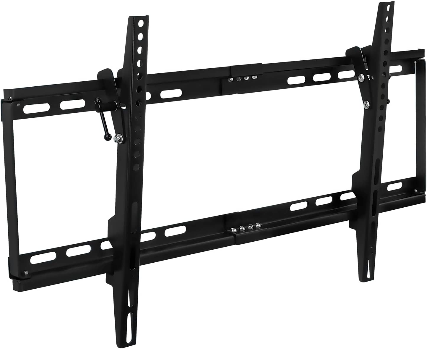 Mount-It Slim Tilting TV Wall Mount 3 Bracket Miami Mall Profile for Low Over item handling