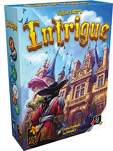 GIGAMIC - JINT - Jeu d'ambiance - Intrigue
