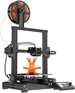 Stampante 3D Voxelab Aquila con piastra del supporto di costruzione rimovibile, completamente Open Source e funzione di ri...