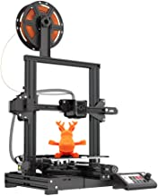 Voxelab Aquila 3D Printer with Carbon Crystal Silicon Glass Plateform,Fully Open Source and Resume Printing Function Build...