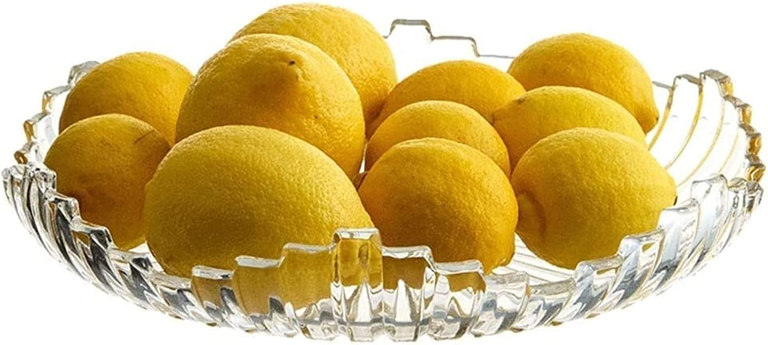 Fruit Stand Tray Glass Bowl Dish Excellent Candy Snacks Living Brand Cheap Sale Venue