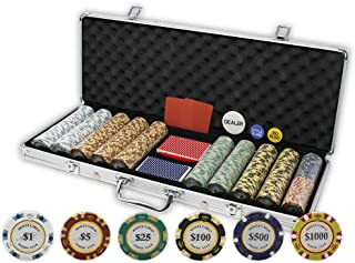 Best poker chips monte carlo 14g Reviews