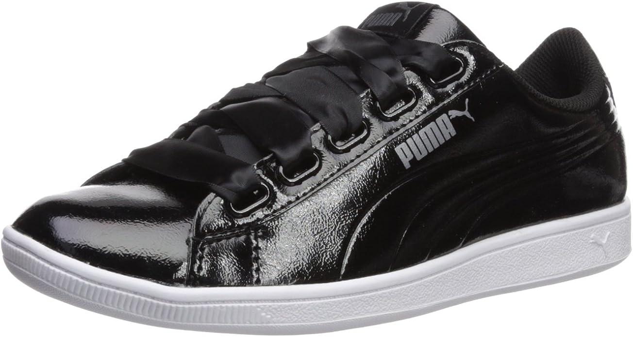 PUMA Unisex-Adult Vikky Ribbon P Sneaker