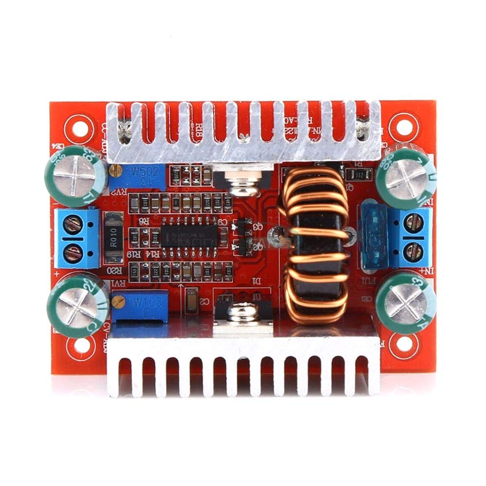 DC 400W 15A Step-up Boost Converter Constant Current Power Supply LED Driver