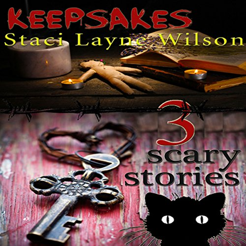 Keepsakes audiobook cover art