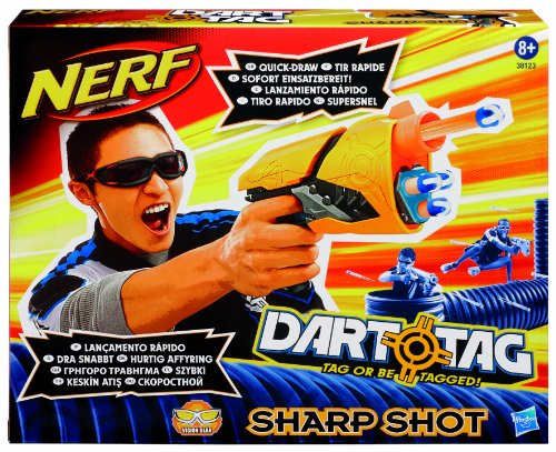 Hasbro Nerf Dart Tag Sharp Shot