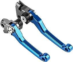 Fits Yamaha Pivot Brake Clutch Levers for YZ250F 2001-2006 YZ125 YZ250 YZ426F YZ450F 2001-2007