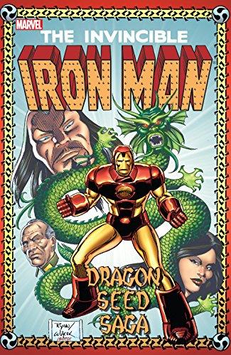 Download Iron Man: Dragon Seed Saga (Iron Man (1968-1996)) (English Edition) B01ATTLWVW