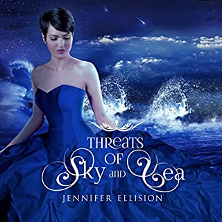 Threats of Sky and Sea audiobook cover art