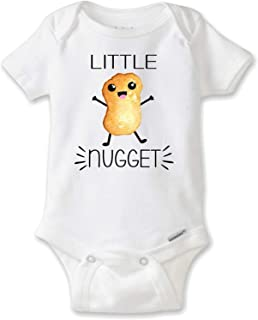 Little Nugget One-Piece Infant Baby Bodysuit