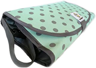 2 Styles Portable Diaper Changing Pad Clutch Foldable Changing Soft Flexible Travel Mat,HSJ063A,China
