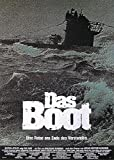 Close Up Das Boot Poster (59,5cm x 84cm) + 1 Traumstrand