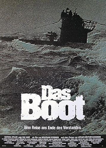 Close Up Das Boot Poster (59,5cm x 84cm) + Ü-Poster