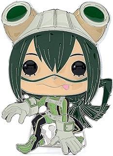 Funko Pop! Pin My Hero Academia: Tsuyu, Action Figure - MHAPP0004