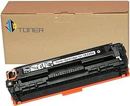 J-C Toner Compatible Toner Cartridge Replacement for HP,Canon 128A ( Black )