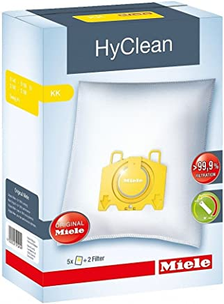 Miele KK HyClean Sacchetto per Aspirapolvere, 0 W, 1 Liter, 0 Decibel, Policarbonato