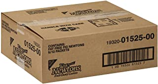Fig Newtons Fruit Chewy Cookies,Fat Free 2.1-Ounce Single Serve Packages (Pack of 60)