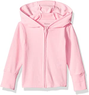 Girls' Ultimate Baby Zippin Knit Hoodie