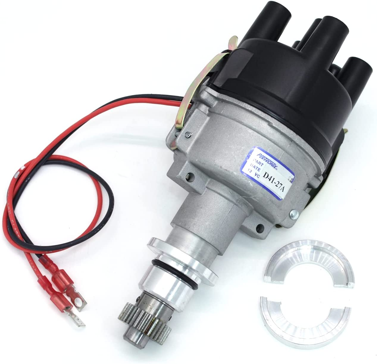 2021 Pertronix D41-27AP6 Distributor Industrial Cylinder 4 years warranty for IBT-41