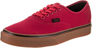Vans Authentic Gum Ankle-High Canvas Skateboarding Shoe
