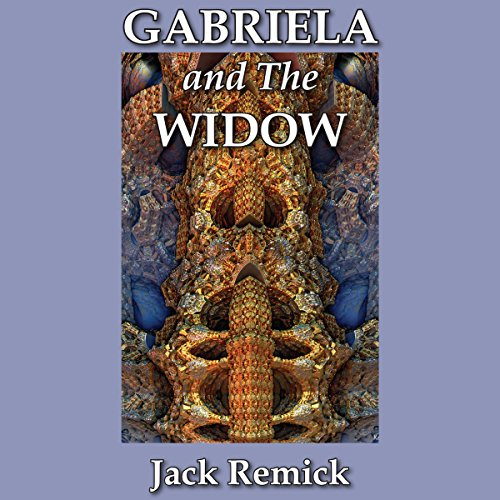 Gabriela and the Widow audiobook cover art