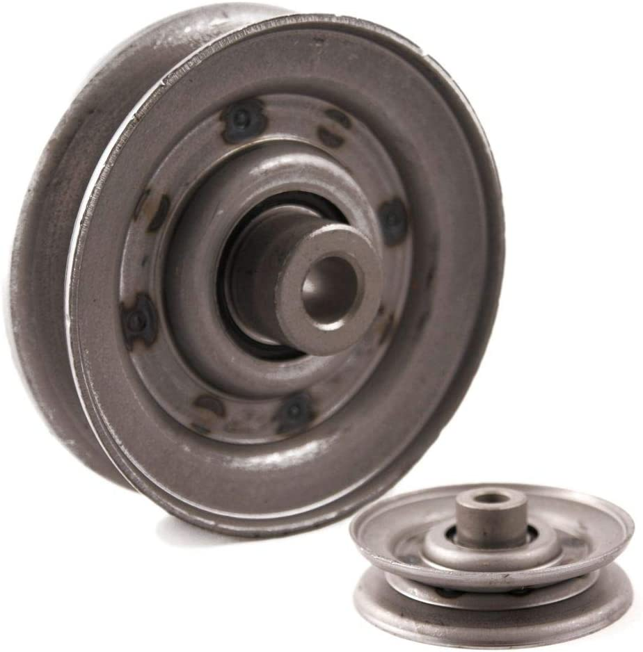 Husqvarna NEW before selling 532139123 Lawn Challenge the lowest price of Japan ☆ Tractor Blade Pulley Idler Orig Genuine