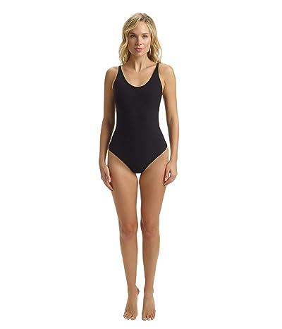 Commando Butter Lifted Cami Bodysuit BDS106 (Black) Women