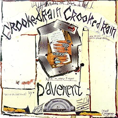 Pavement: Crooked Rain,Crooked Rain [Vinyl LP] (Vinyl)