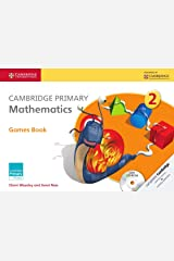 Cambridge Primary Mathematics Stage 2 Games Book with CD-ROM (Cambridge Primary Maths) Paperback