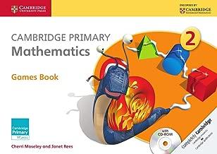 Cambridge الأساسية ألعاب الرياضيات وStage 2الكتاب مع على قرص مدمج (Cambridge maths الأساسية)