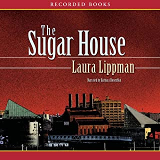 The Sugar House audiobook cover art