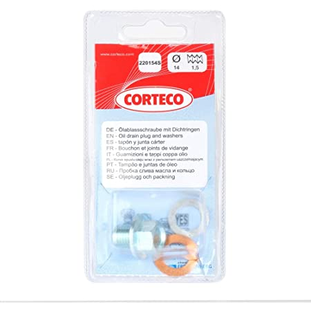 Corteco 220154s Bloque De Motor Auto