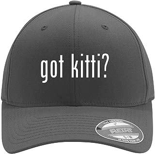 got Kitti? - Adult Men's Flexfit Baseball Hat Cap