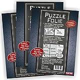 3er Set Puzzlefolie 30 Blatt