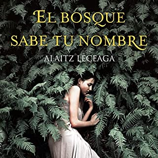 El bosque sabe tu nombre [The Forest Knows Your Name] Titelbild