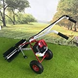 Best Lawn Sweepers - DIFU Portable Artificial Grass Brush Power Broom, Handheld Review