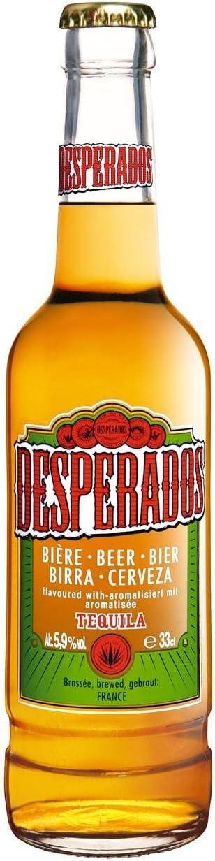 Desperados Cerveza - 24 Botellas x 330 ml