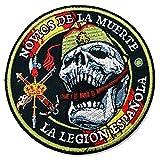 Parche Legion Española Novios de la Muerte Ejército...