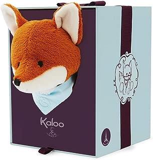 Kaloo Les Amis - Paprika Fox 5.5 Inch - Small