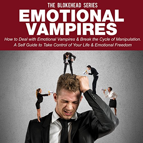 Emotional Vampires audiobook cover art