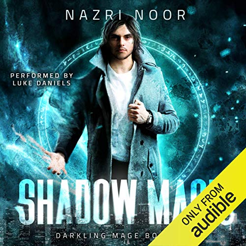 Couverture de Shadow Magic