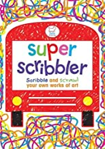 Super Scribbler: Scribble and Scrawl Your Own Works of Art (Buster Activity)