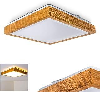 LED Lámpara de techo Sora - 1380 Lumens - 18W - 3000K (blanco cálido) - IP44 apta para el baño