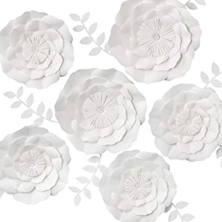 Best large paper flowers Reviews