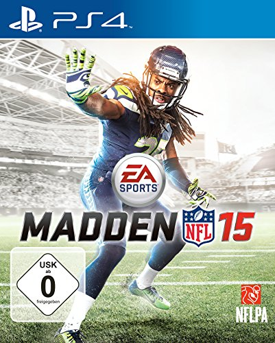 Electronic Arts Madden NFL 15, PS4 [Edizione: Germania]