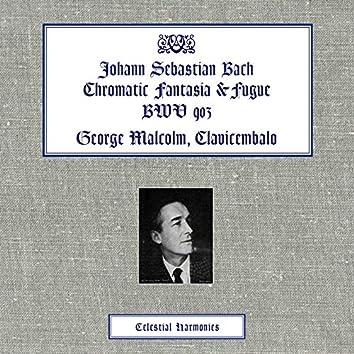 Bach: Chromatic Fantasia & Fugue, BWV 903 (Remastered)