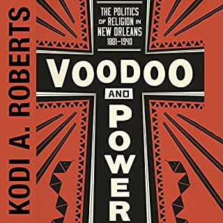 Voodoo and Power cover art