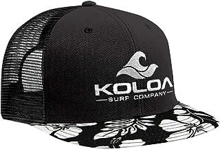 Joe's USA Koloa Surf Classic Mesh Back Trucker Hats in 12 Colors
