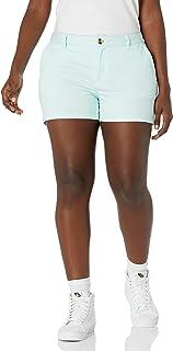 Amazon Essentials pantalones cortos entrepierna de 3.5 pulgadas para mujer