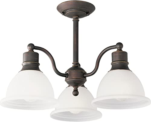 discount Progress Lighting P3663-20 Lighting lowest Accessory, 20-3/4-Inch Diameter x 14-Inch Height, outlet sale Antique Bronze online